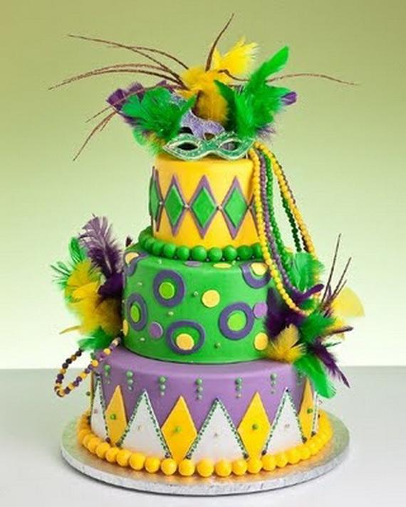 60 Mardi Gras King Cake Ideas - family holiday.net/guide to family ...