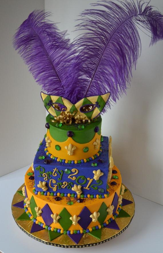 Mardi Gras King Cake Ideas_37