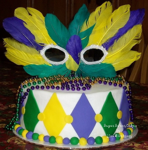Mardi Gras King Cake Ideas_50