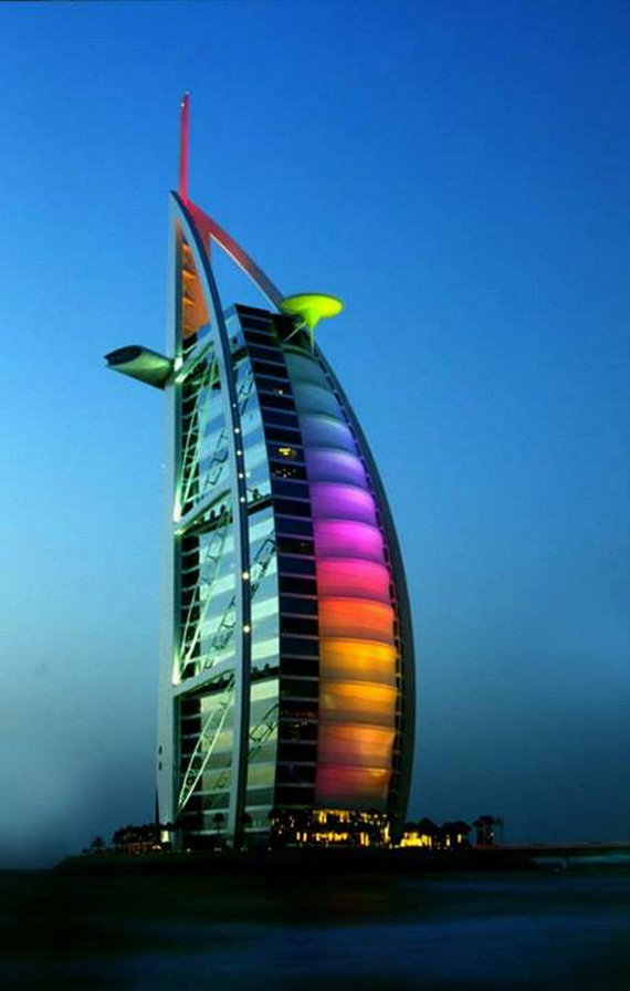 Sneak Peek; The World's Most Luxurious Hotel Burj Al Arab Dubai, United Arab Emirates_01