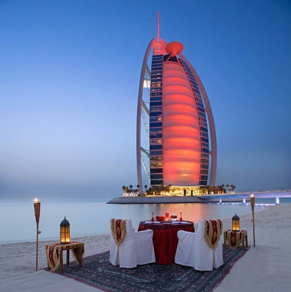 Sneak Peek; The World's Most Luxurious Hotel Burj Al Arab Dubai, United Arab Emirates_04