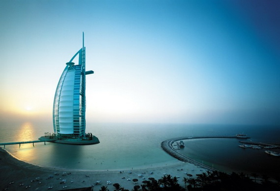 Sneak Peek; The World's Most Luxurious Hotel Burj Al Arab Dubai, United Arab Emirates_05