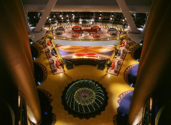 Sneak Peek; The World's Most Luxurious Hotel Burj Al Arab Dubai, United Arab Emirates_07