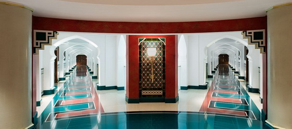 Sneak Peek; The World's Most Luxurious Hotel Burj Al Arab Dubai, United Arab Emirates_10