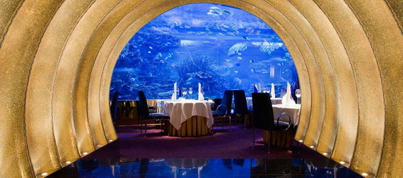 Sneak Peek; The World's Most Luxurious Hotel Burj Al Arab Dubai, United Arab Emirates_2