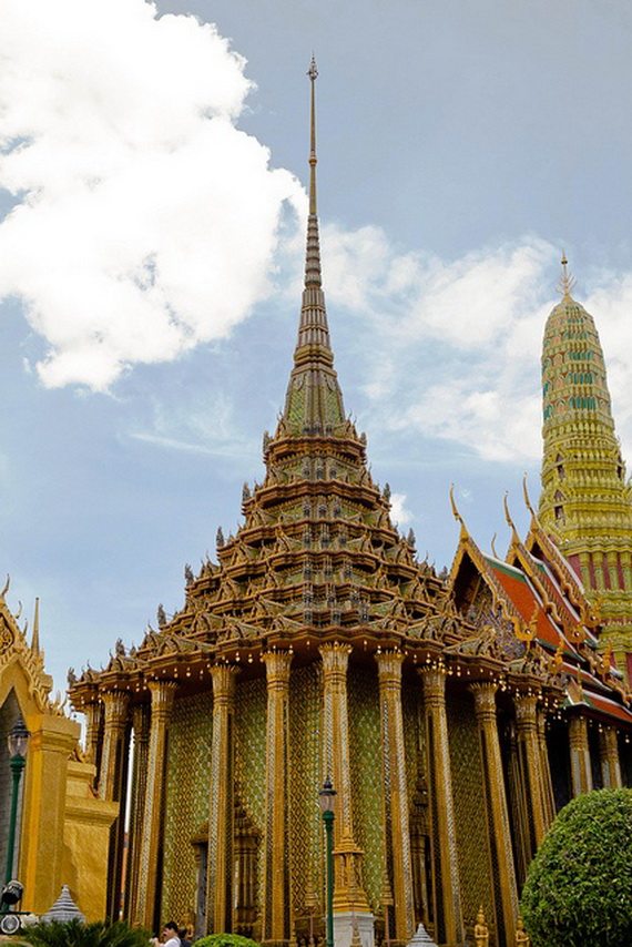 Spend your holiday and explore Bangkok,Thailand_1