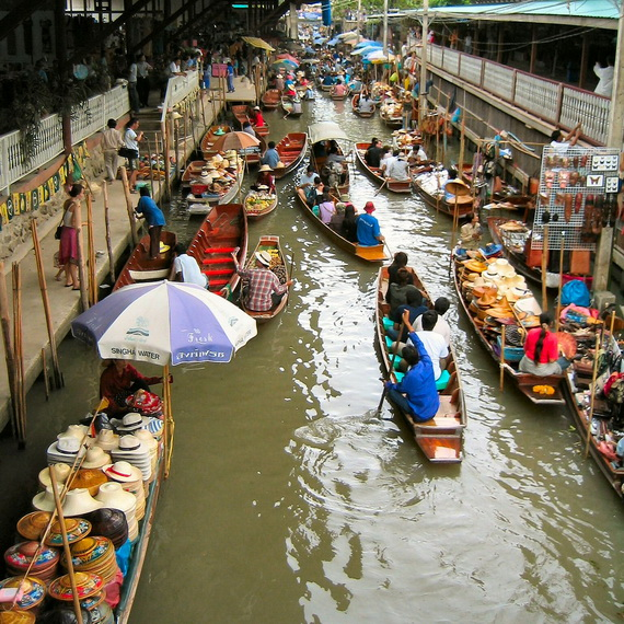 Spend your holiday and explore Bangkok,Thailand_2