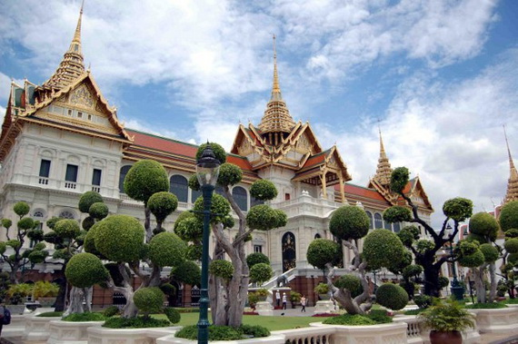 Spend your holiday and explore Bangkok,Thailand_4