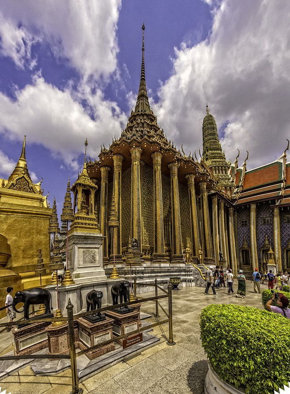 Spend your holiday and explore Bangkok,Thailand_6