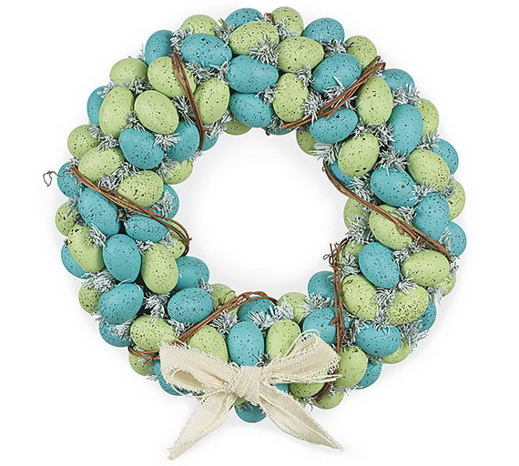 Spring Wreaths - Our Flowers Messengers For Happy Holidays_41