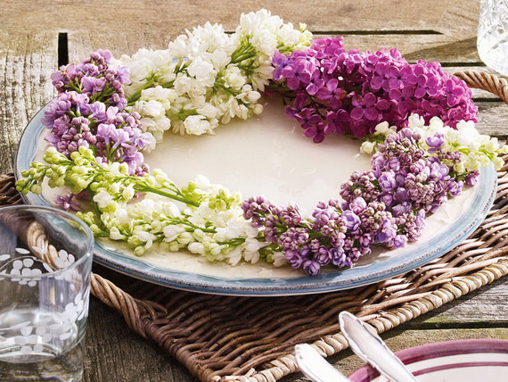 Spring Wreaths - Our Flowers Messengers For Happy Holidays_43