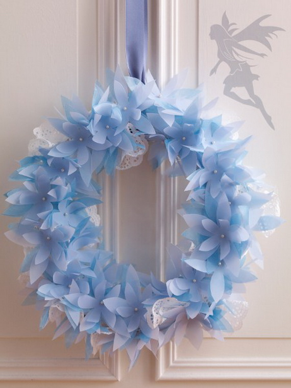 Spring Wreaths - Our Flowers Messengers For Happy Holidays_52
