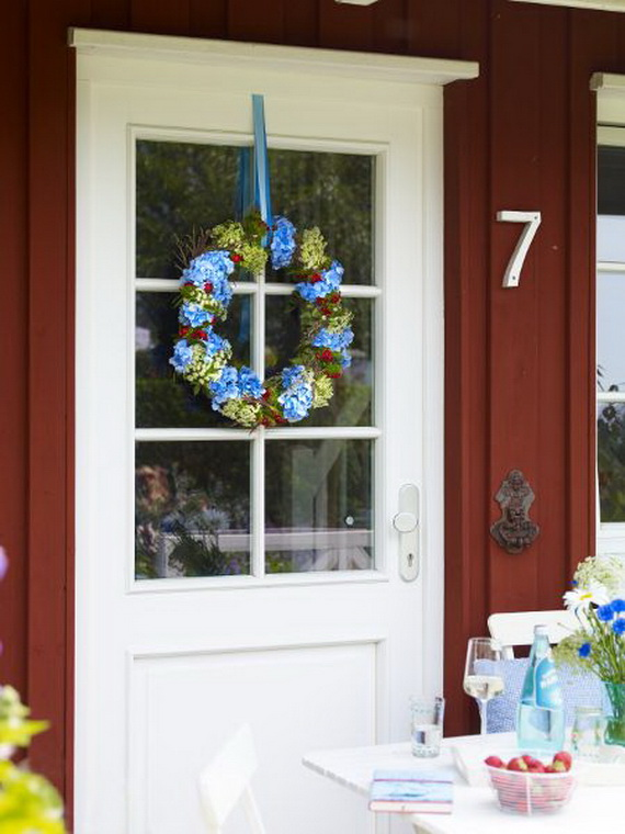 Spring Wreaths - Our Flowers Messengers For Happy Holidays_57