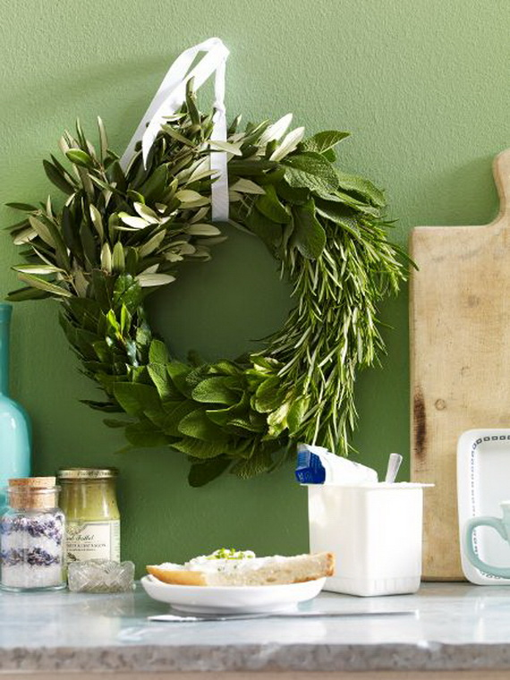 Spring Wreaths - Our Flowers Messengers For Happy Holidays_63