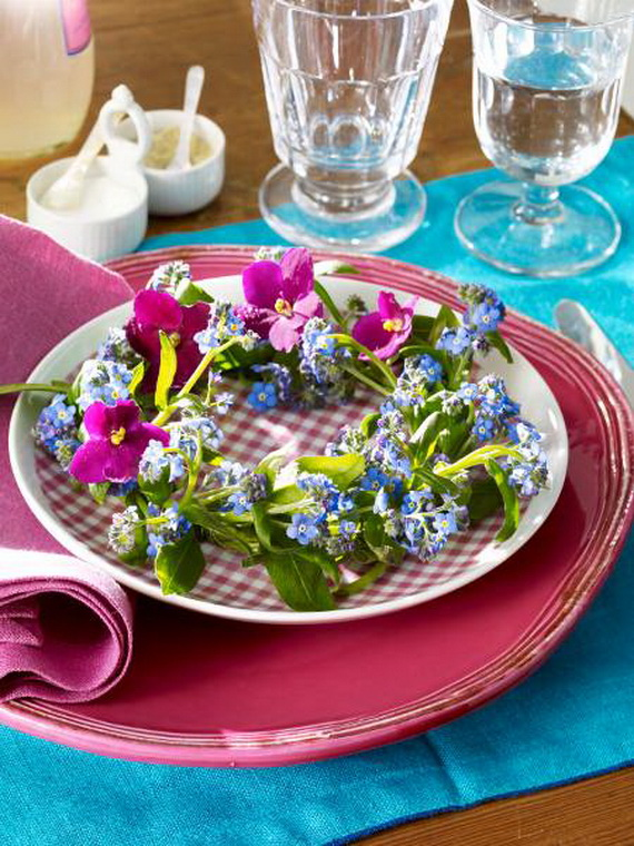 Spring Wreaths - Our Flowers Messengers For Happy Holidays_66