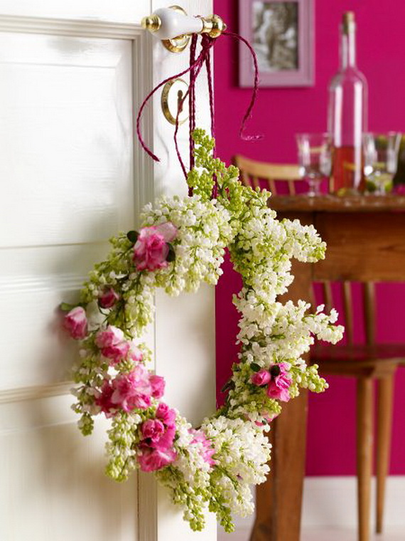 Spring Wreaths - Our Flowers Messengers For Happy Holidays_69