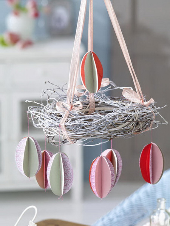 Spring Wreaths - Our Flowers Messengers For Happy Holidays_72