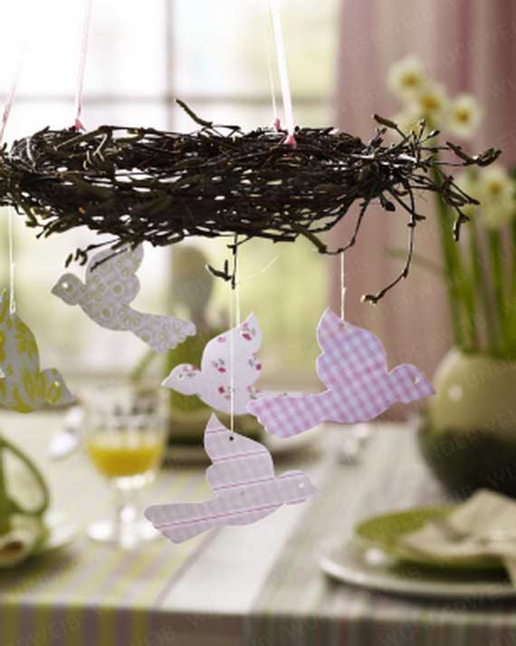 Spring Wreaths - Our Flowers Messengers For Happy Holidays_74