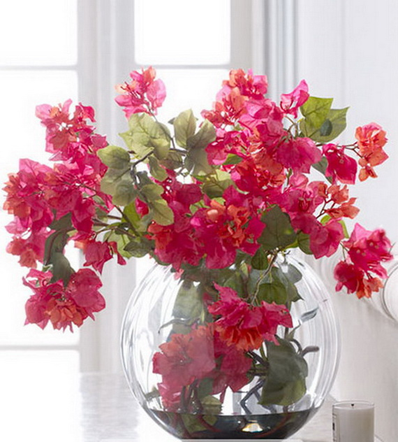 Stylish Spring and Easter 2014 Flower Arrangement Collections _03_1