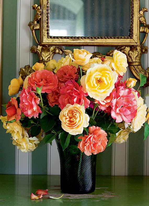 Stylish Spring and Easter 2014 Flower Arrangement Collections _10