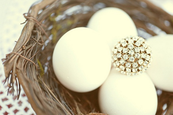 Unique Easter Wedding Inspirations And Ideas_10