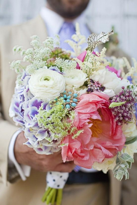 Unique Easter Wedding Inspirations And Ideas_20
