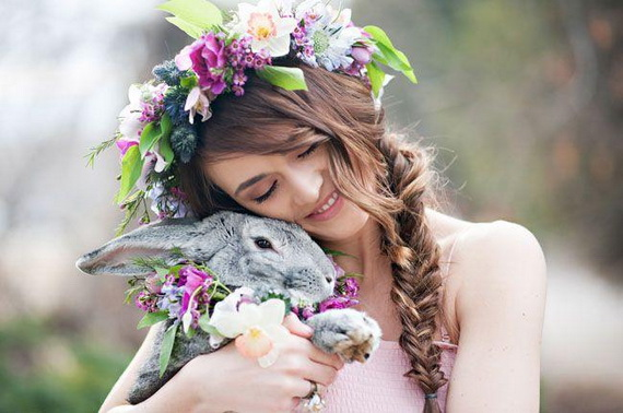 Unique Easter Wedding Inspirations And Ideas_24