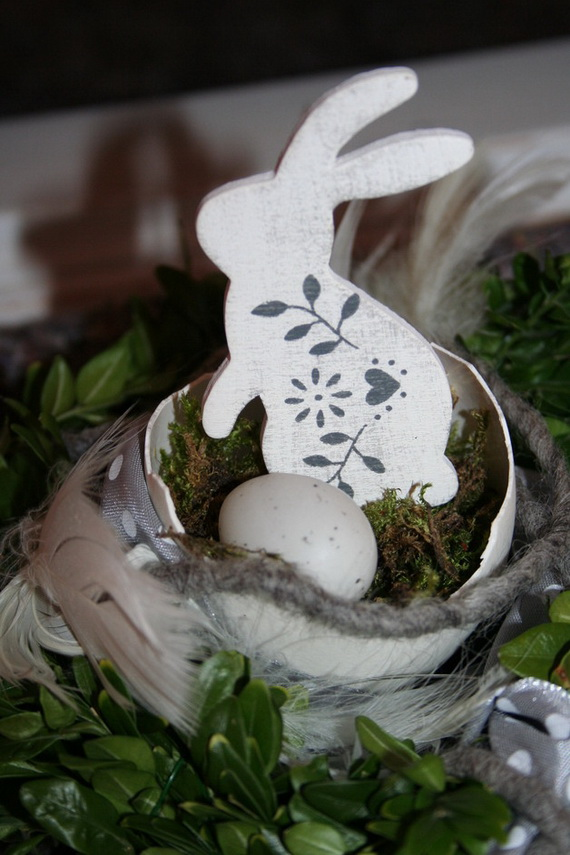 50 Adorable Bunny Craft Ideas To Celebrate The Easter Holiday _04