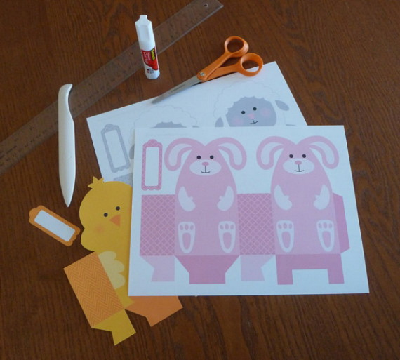 50 Adorable Bunny Craft Ideas To Celebrate The Easter Holiday _14