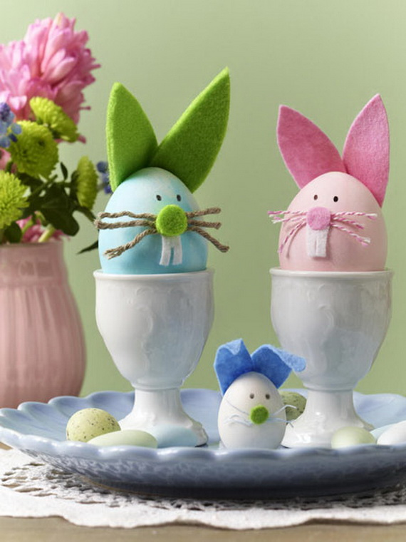 50 Adorable Bunny Craft Ideas To Celebrate The Easter Holiday _17