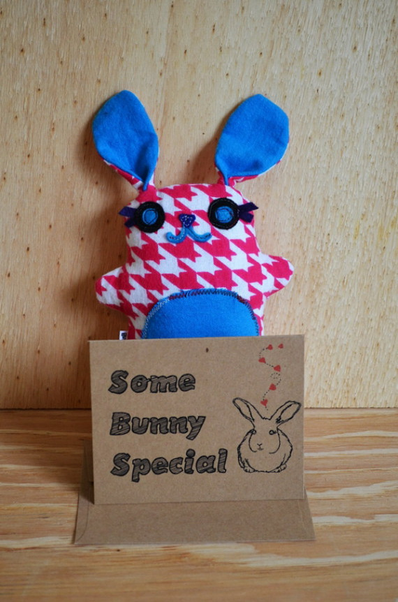 50 Adorable Bunny Craft Ideas To Celebrate The Easter Holiday _19
