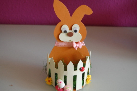 50 Adorable Bunny Craft Ideas To Celebrate The Easter Holiday _20