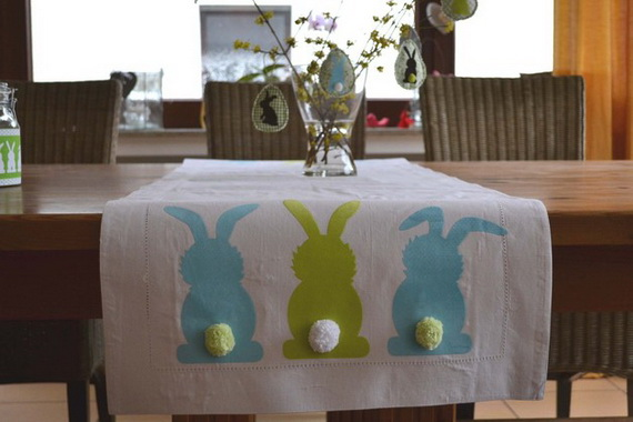 50 Adorable Bunny Craft Ideas To Celebrate The Easter Holiday _30