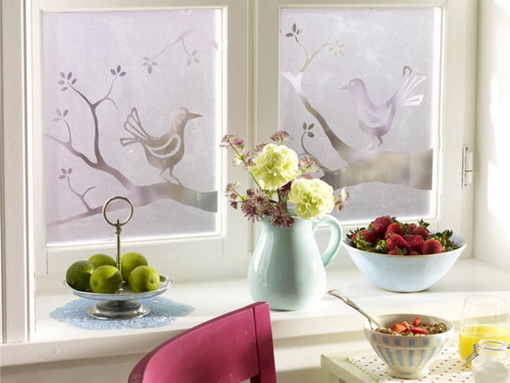 50 Elegant Easter Window Decoration (5)