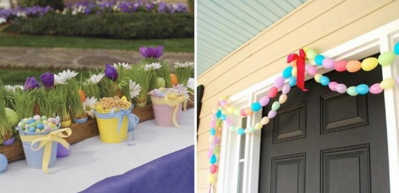 70 Awesome Outdoor Easter Decorations For A Special Holiday_02