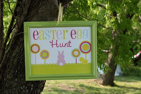 70 Awesome Outdoor Easter Decorations For A Special Holiday_19