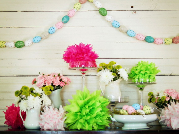 70 Awesome Outdoor Easter Decorations For A Special Holiday_28