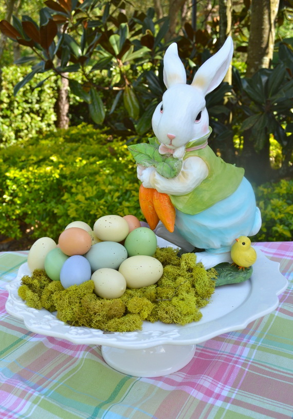 70 Awesome Outdoor Easter Decorations For A Special Holiday_59