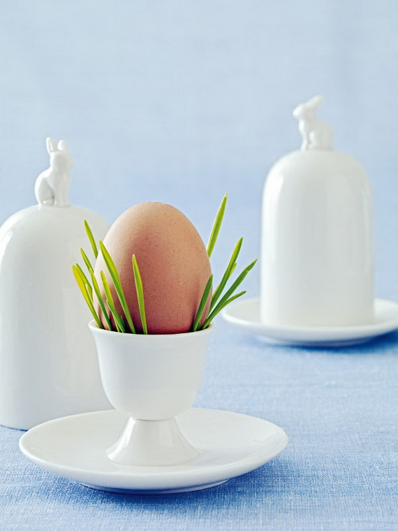 70 Elegant Easter Decorating Ideas for Your Home_65
