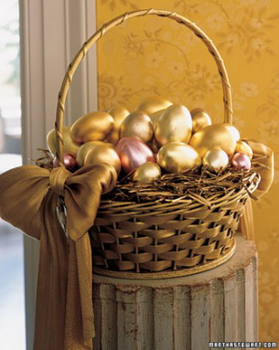Adorable Easter Baskets You Can Use Year After Year__03