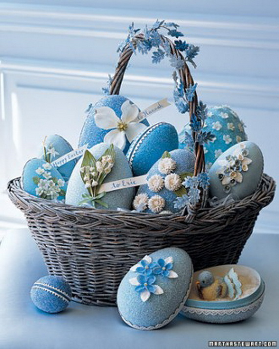 Adorable Easter Baskets You Can Use Year After Year__07