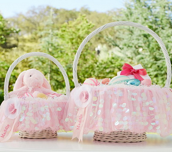 Adorable Easter Baskets You Can Use Year After Year__10