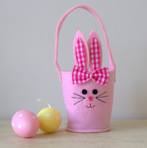 Adorable Easter Baskets You Can Use Year After Year__27