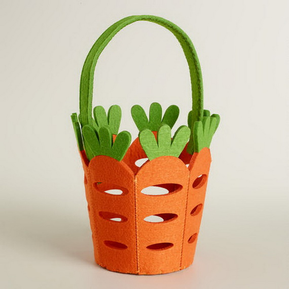 Adorable Easter Baskets You Can Use Year After Year__29