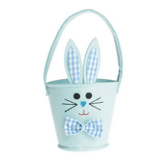 Adorable Easter Baskets You Can Use Year After Year__31