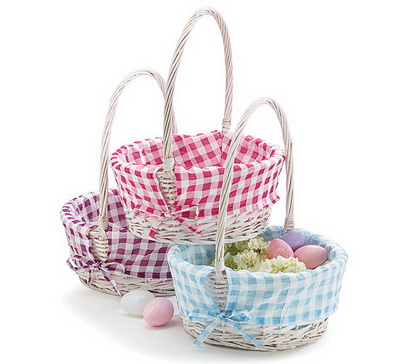 Adorable Easter Baskets You Can Use Year After Year__43