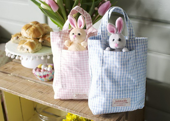 Adorable Easter Baskets You Can Use Year After Year__50