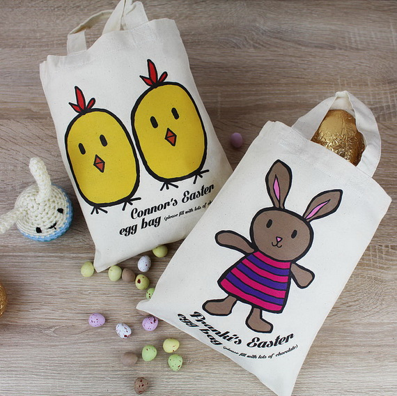 Adorable Easter Baskets You Can Use Year After Year__53