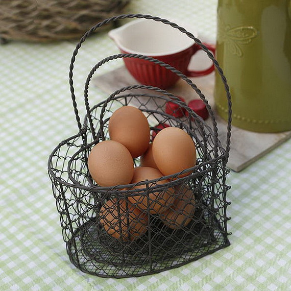 Adorable Easter Baskets You Can Use Year After Year__61
