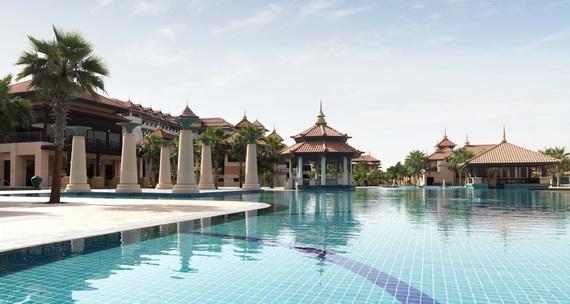 Anantara Dubai The Palm Resort & Spa, Dubai _01